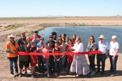 Recharging the aquifer