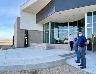 New Maricopa library