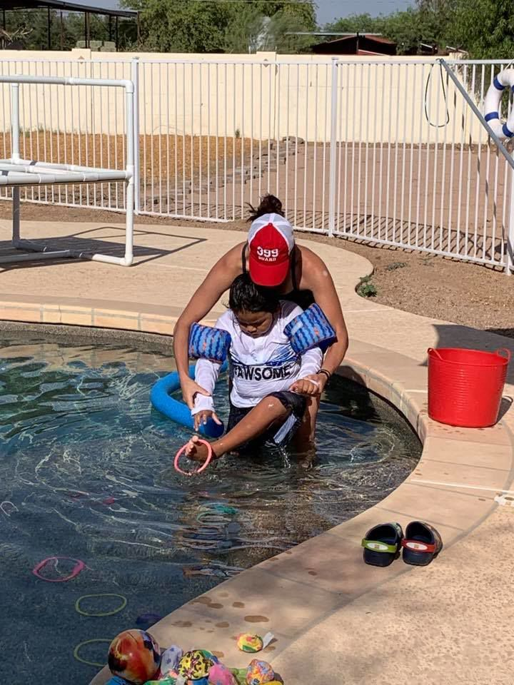Hoofbeats Aquatherapy
