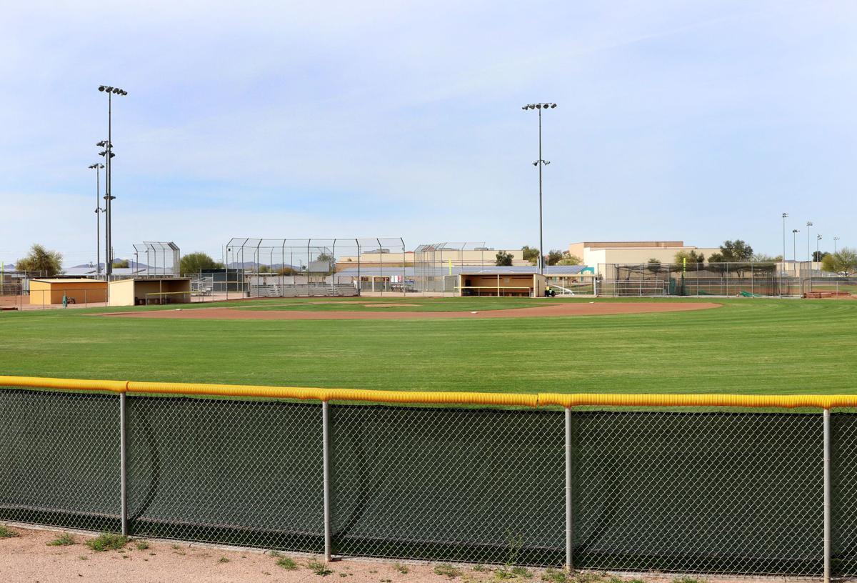 Vista Grande baseball 1