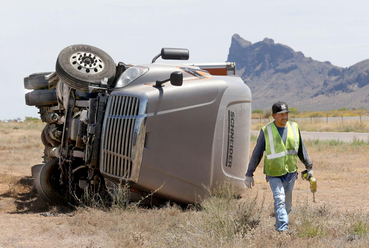 Eloy rollover