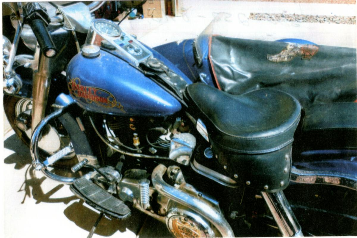 1975 Harley Davidson 2