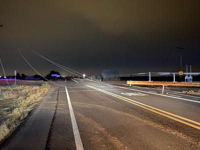 Downed Power Poles