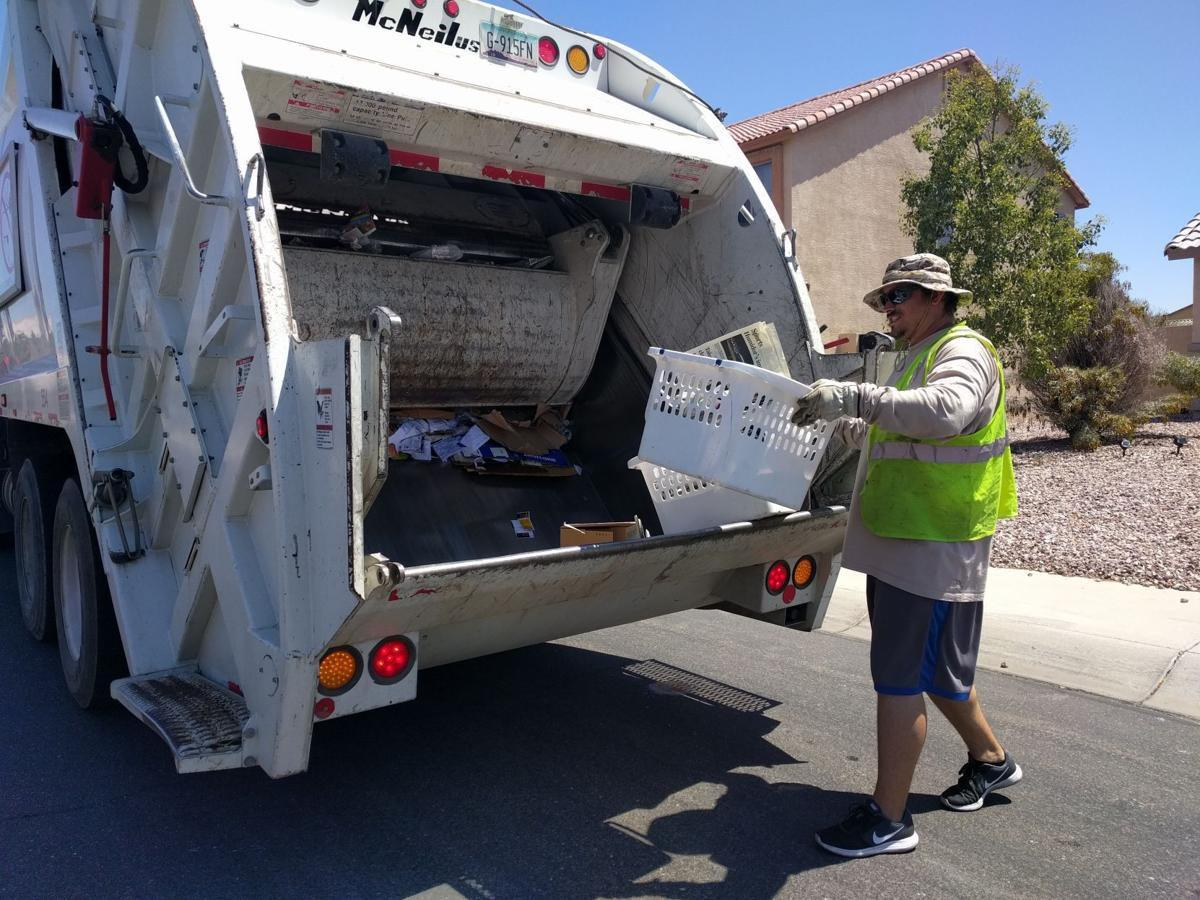 CG Recycling employees