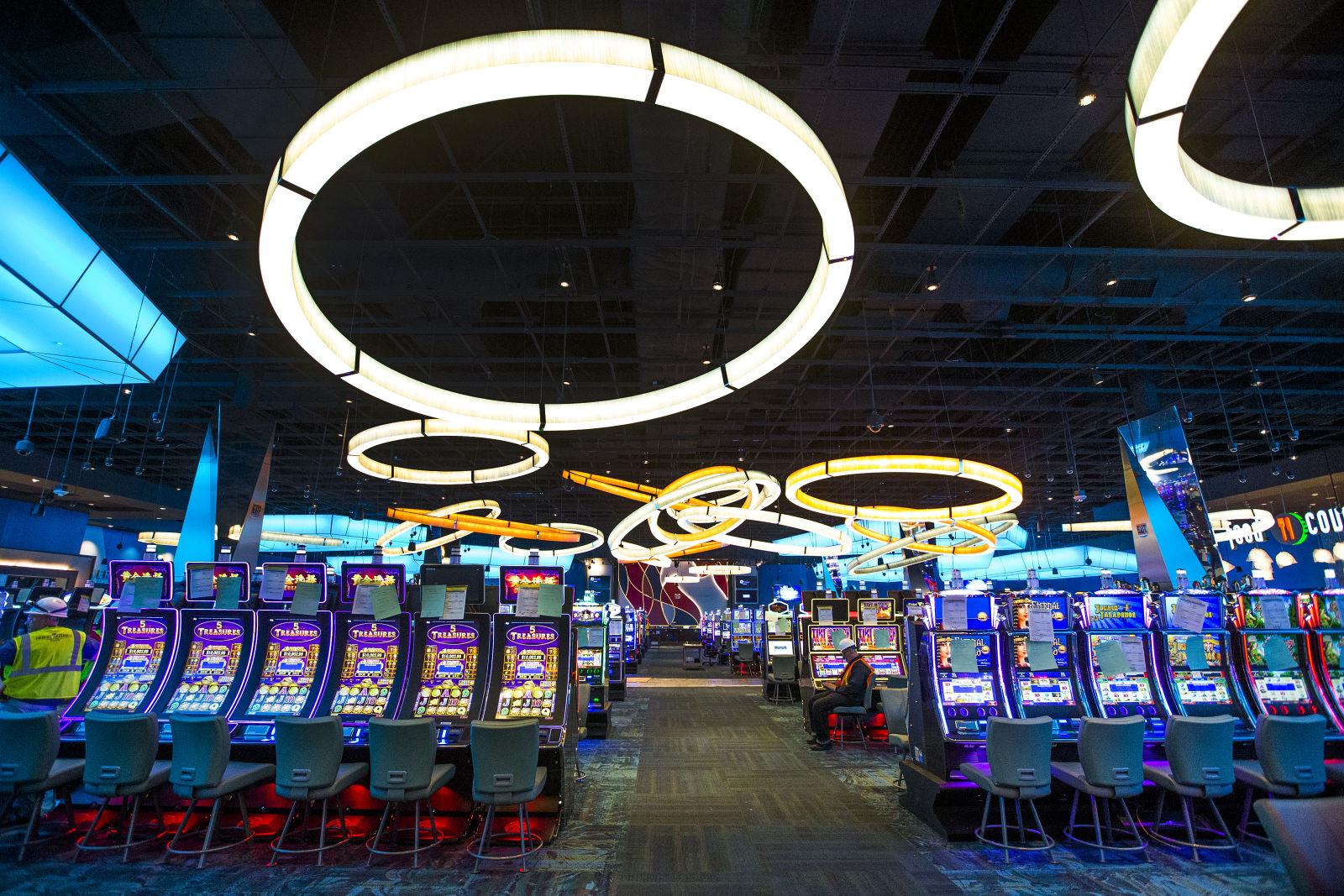 Harrahs gambling