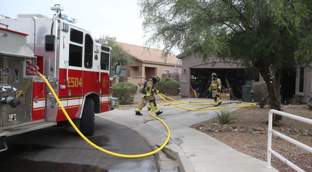 CG house fire