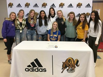 Payson Hacker signing