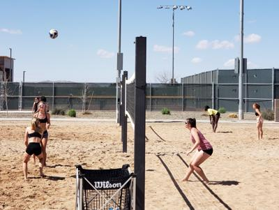 Maricopa beach volleyball