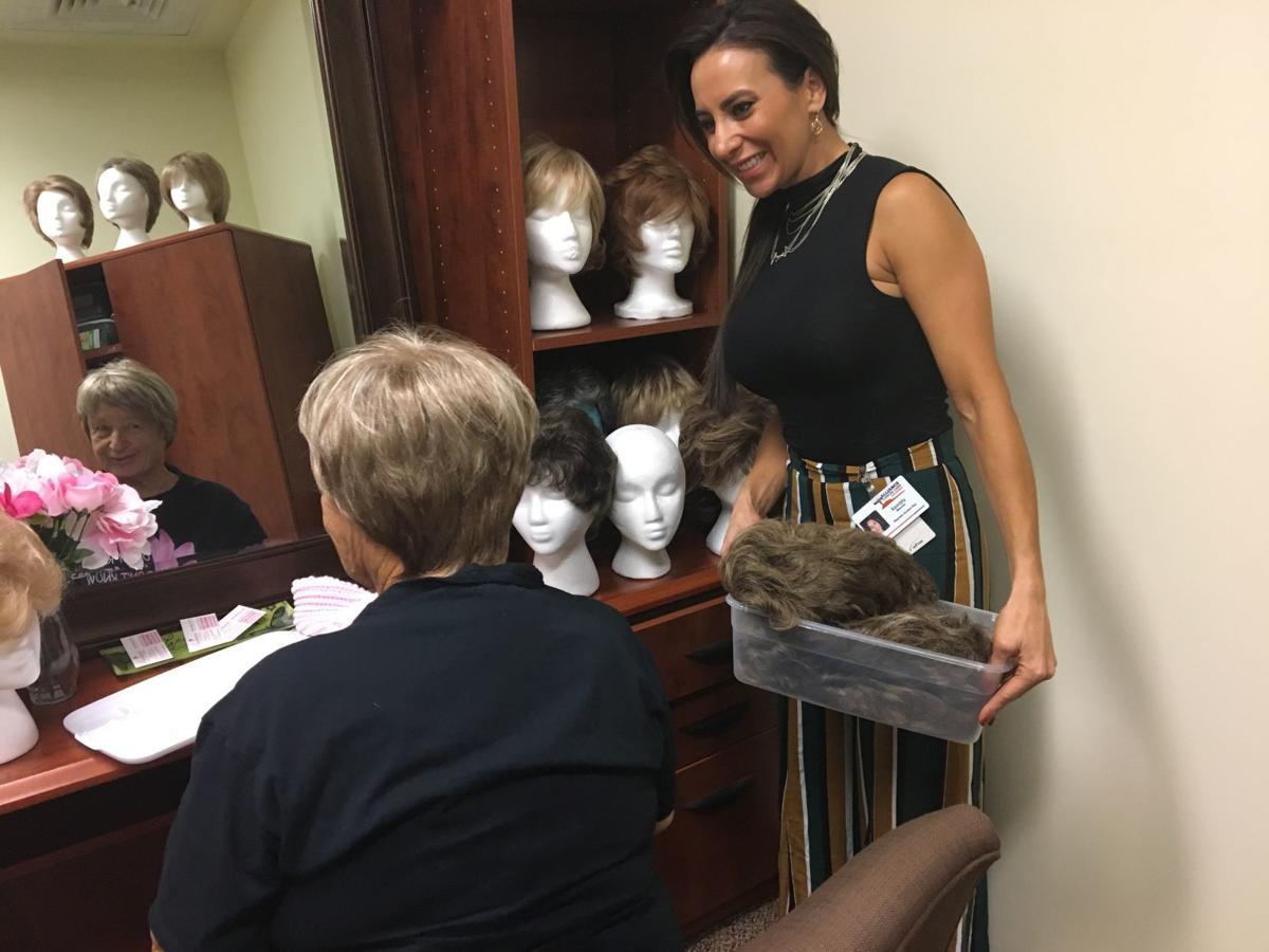 Cg Comfort Room Volunteers Help Reduce Anxiety Of Breast