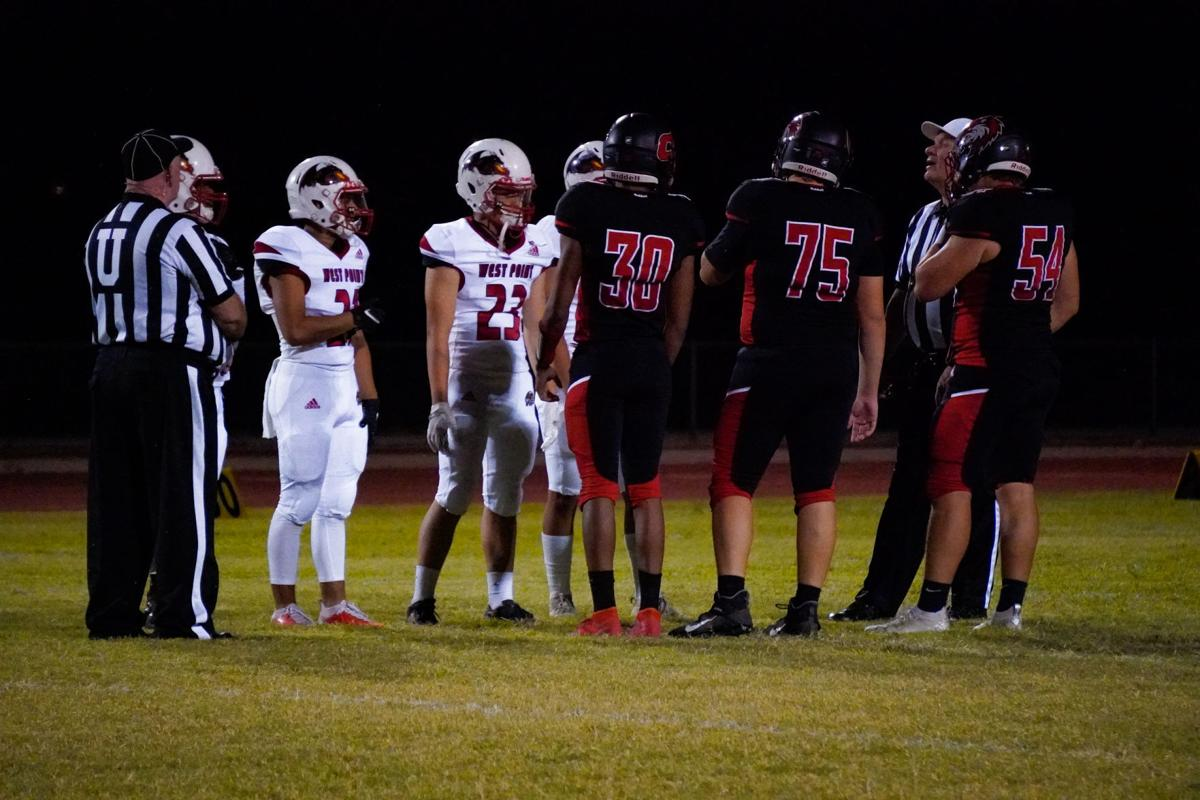 Combs vs. West Point 9/24/21