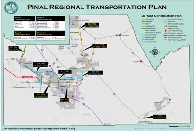 Pinal RTA map