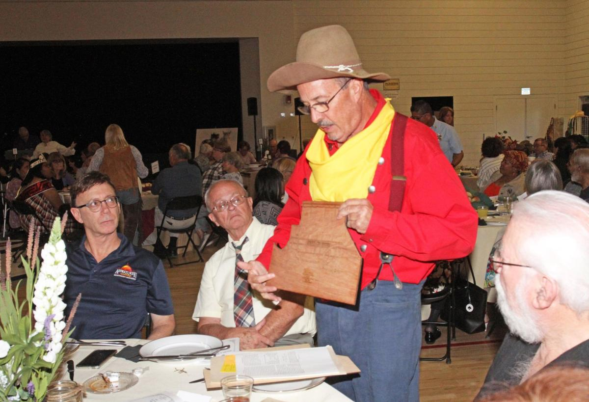 Maricopa Historical Society supper