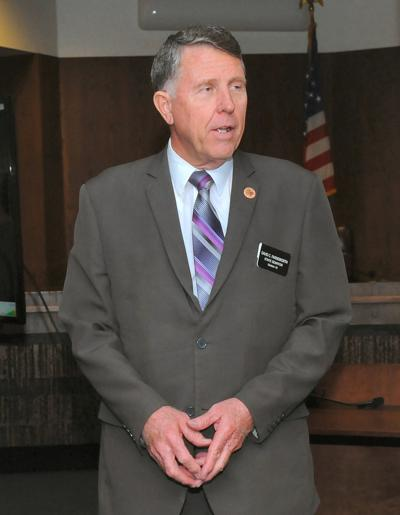 Sen. David Farnsworth