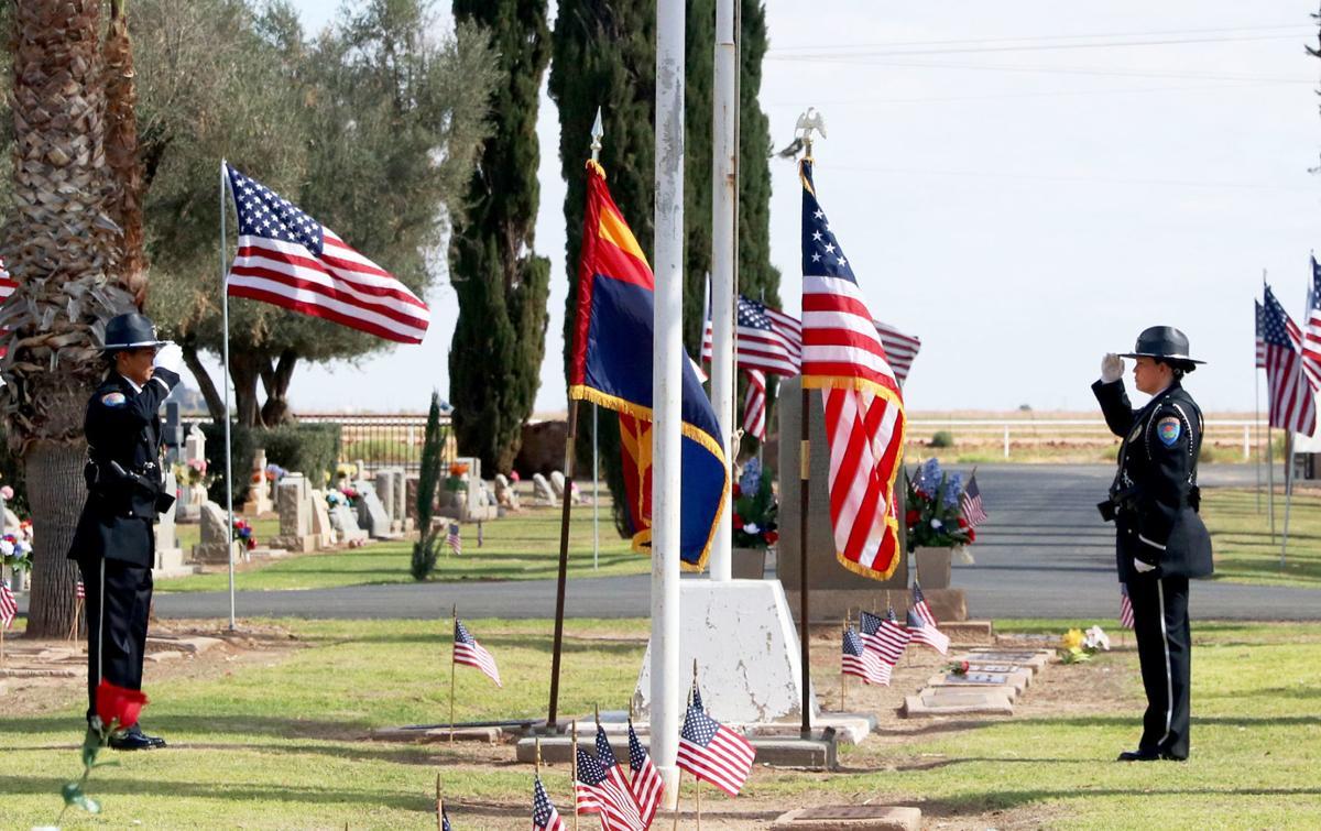 Eloy Memorial Day Ceremony