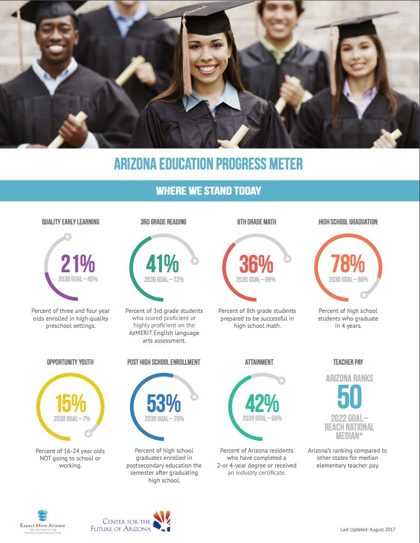 Education progress meter