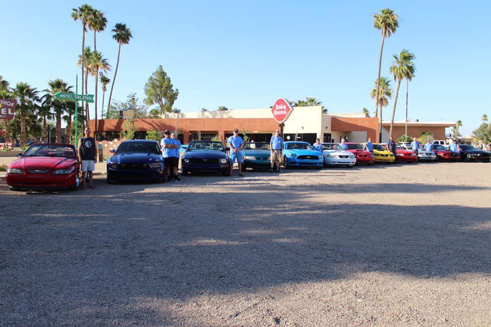 Desert Sky Mustang Club