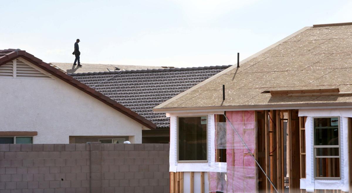 Casa Grande experiencing housing boom   Area News