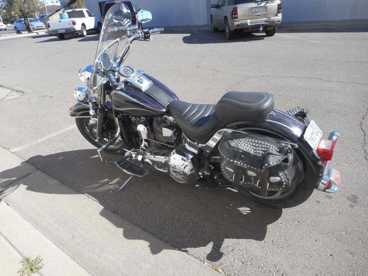 1994 Harley Softail 2