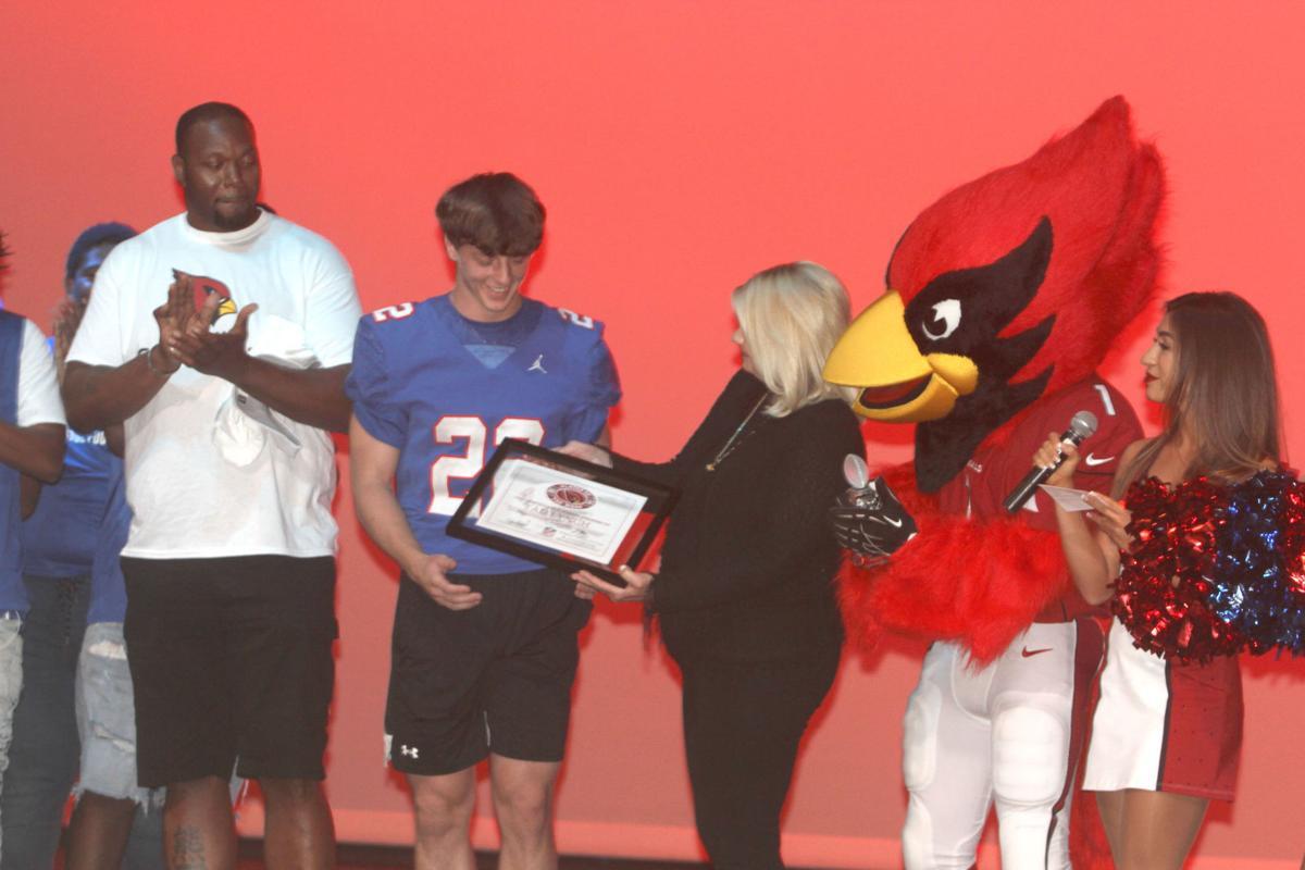 Cardinals award