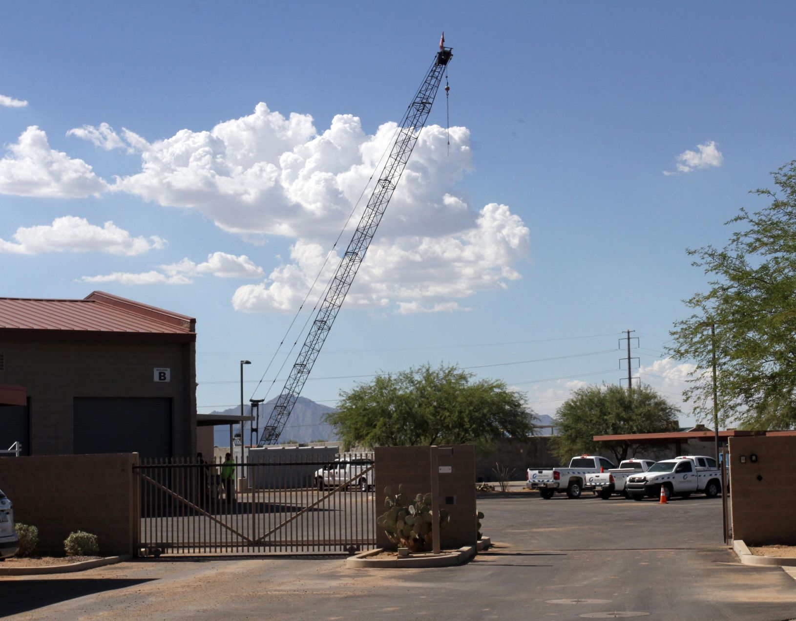 Global Water Discusses Need For Maricopa Expansion News Pinalcentral Com