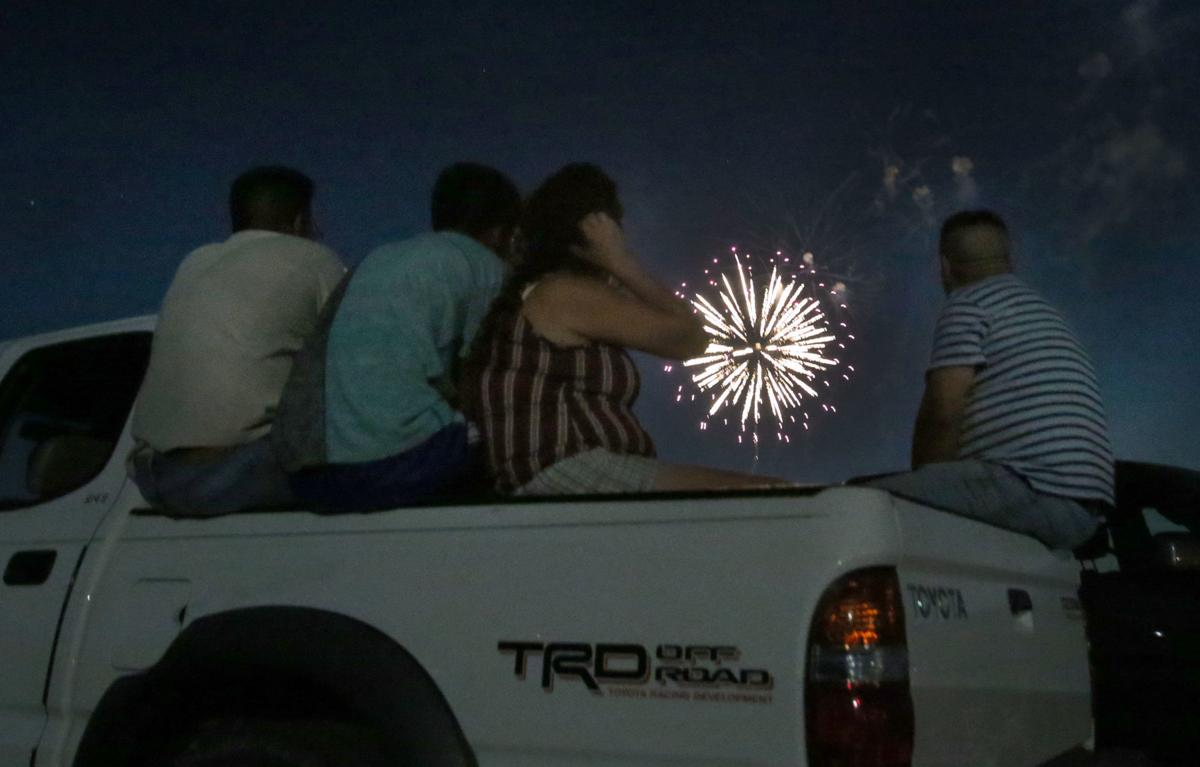 CG 4th of July celebration