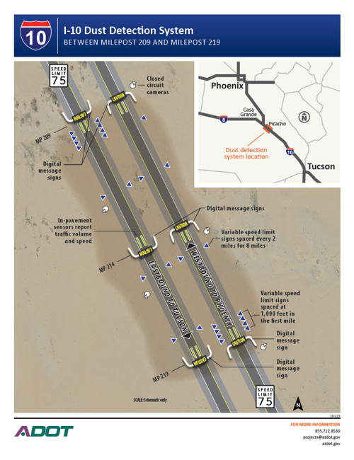 Work begins on I-10 widening, dust detection project near ... on interstate 27 map, interstate 422 map, i-10 map, lincoln way map, interstate 4 map, interstate 20 map, texas map, interstate 70 map, interstate 421 map, highway 82 map, interstate 8 map, interstate 81 map, i-70 colorado road map, interstate 80 map, interstate 5 map, interstate 25 map, interstate 75 map, interstate i-10,