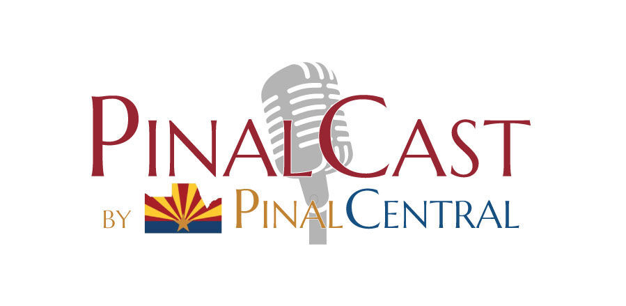 PinalCast logo
