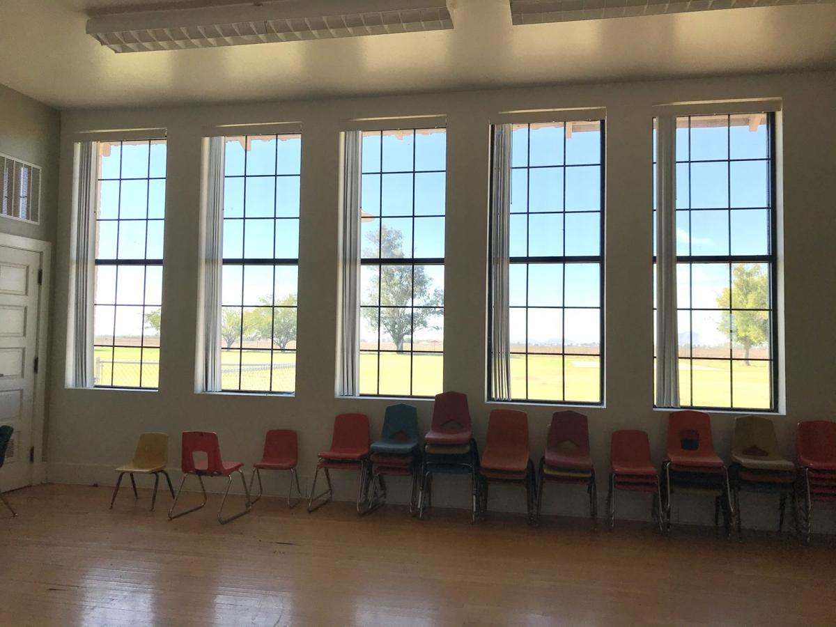 Kenilworth School classroom