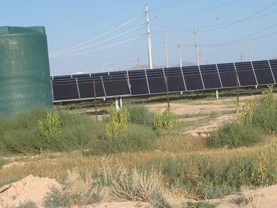 Planning and zoning approves site plan for solar company