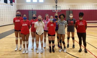 Maricopa High School volleyball