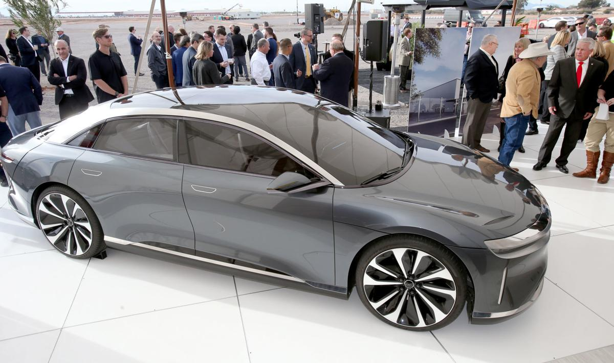 Lucid planning global reveal of final Air model | Business ...