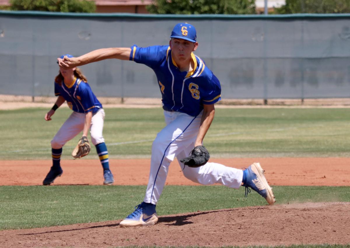 Baseball: CG Union vs. Horizon 5/8/21