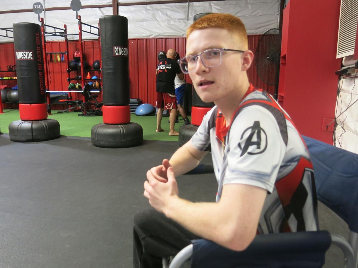 Conner Goade Boxing