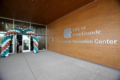 Community Recreation Center opens