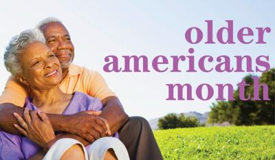 Older Americans Month logo