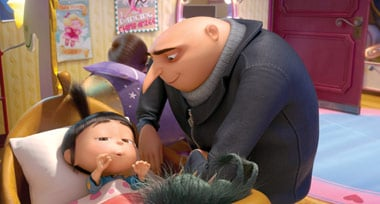 Now playing - Review: Laziness abounds in 'Despicable Me 2'