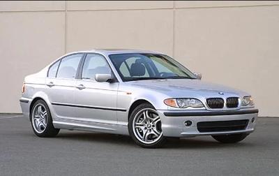2004 3 Series BMW.