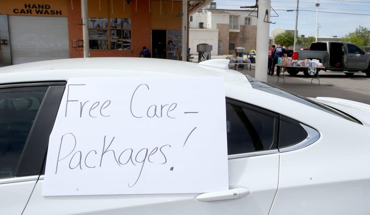 Free care packages