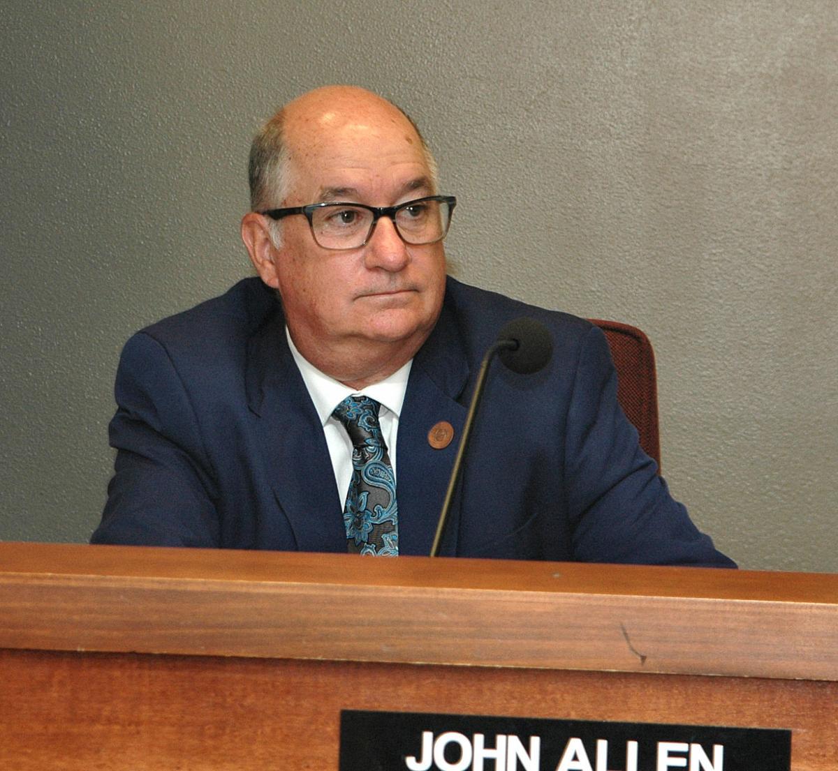 Rep. John Allen