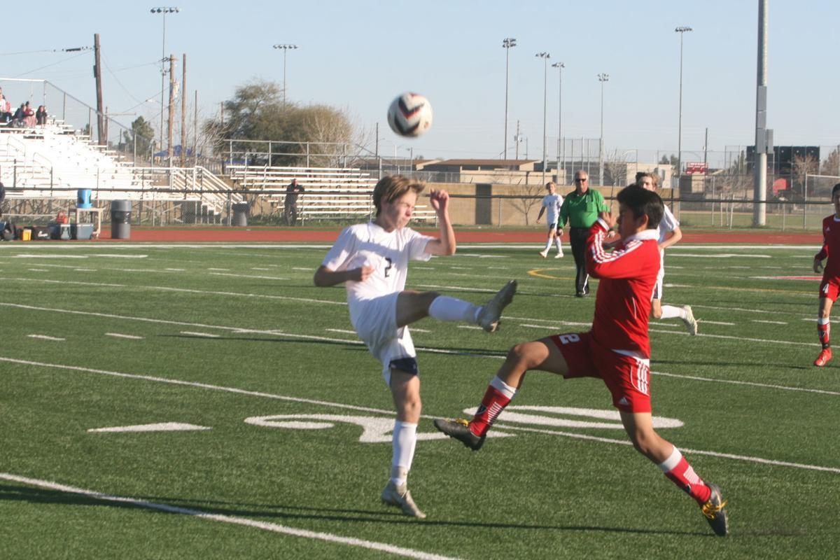 Maricopa Higley boys soccer
