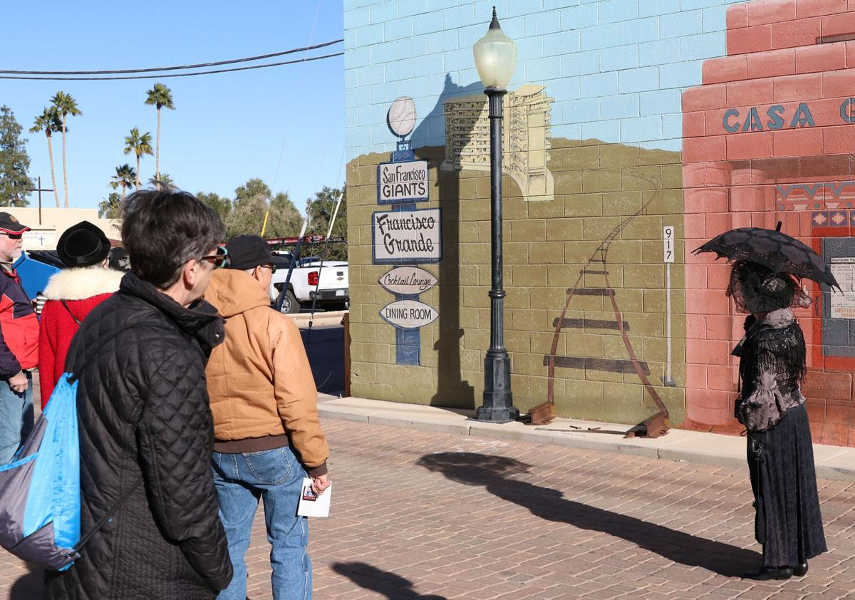 Casa Grande historic walking tour
