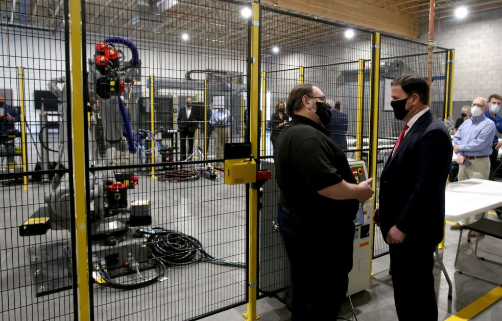New workforce training center a boon to Pinal manufacturing