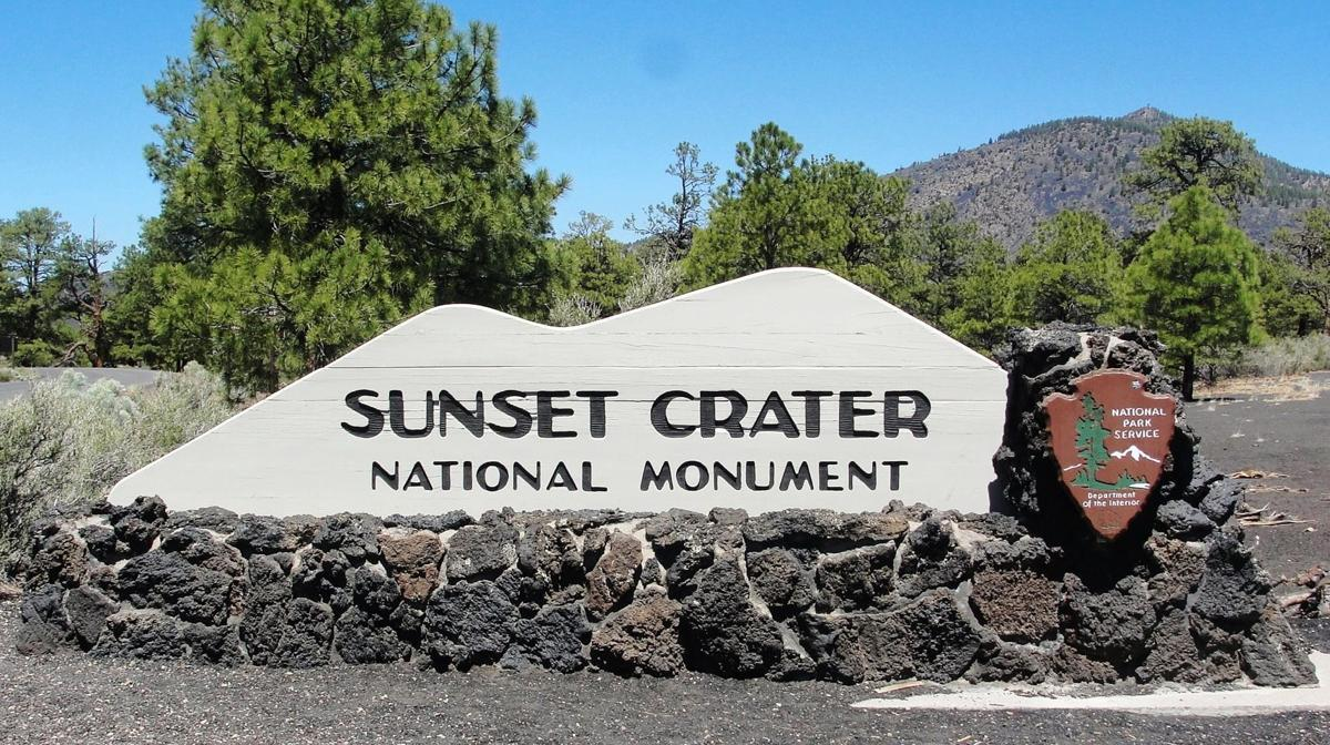 Sunset Crate Sign