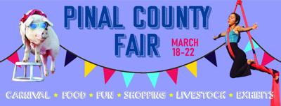 Pinal County Fair Logo