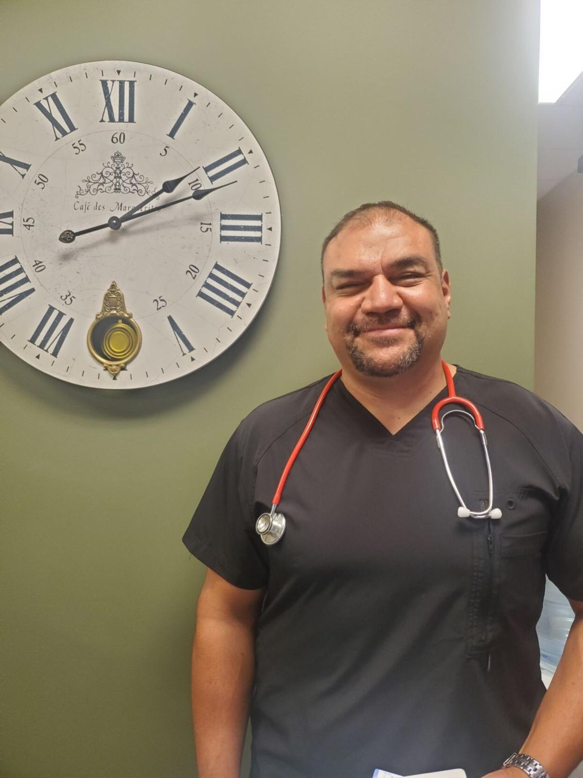 Dr. Pacheco