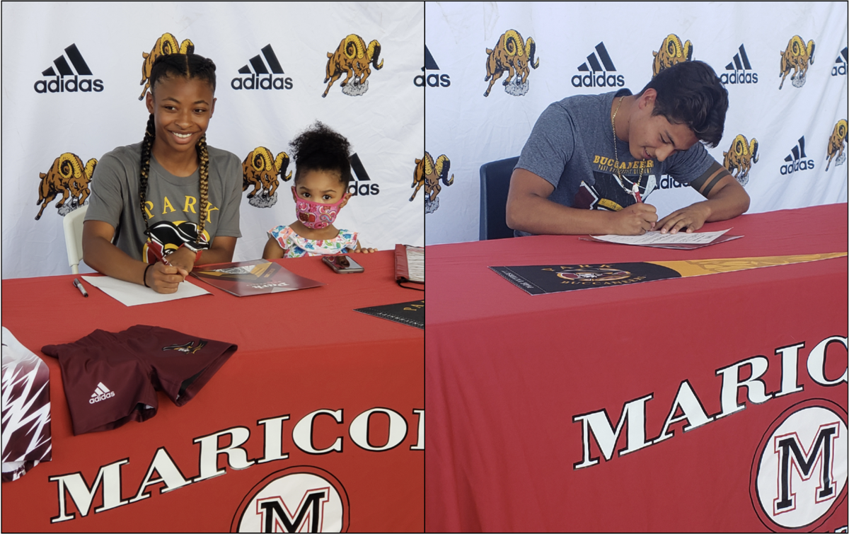 Maricopa Rams signing