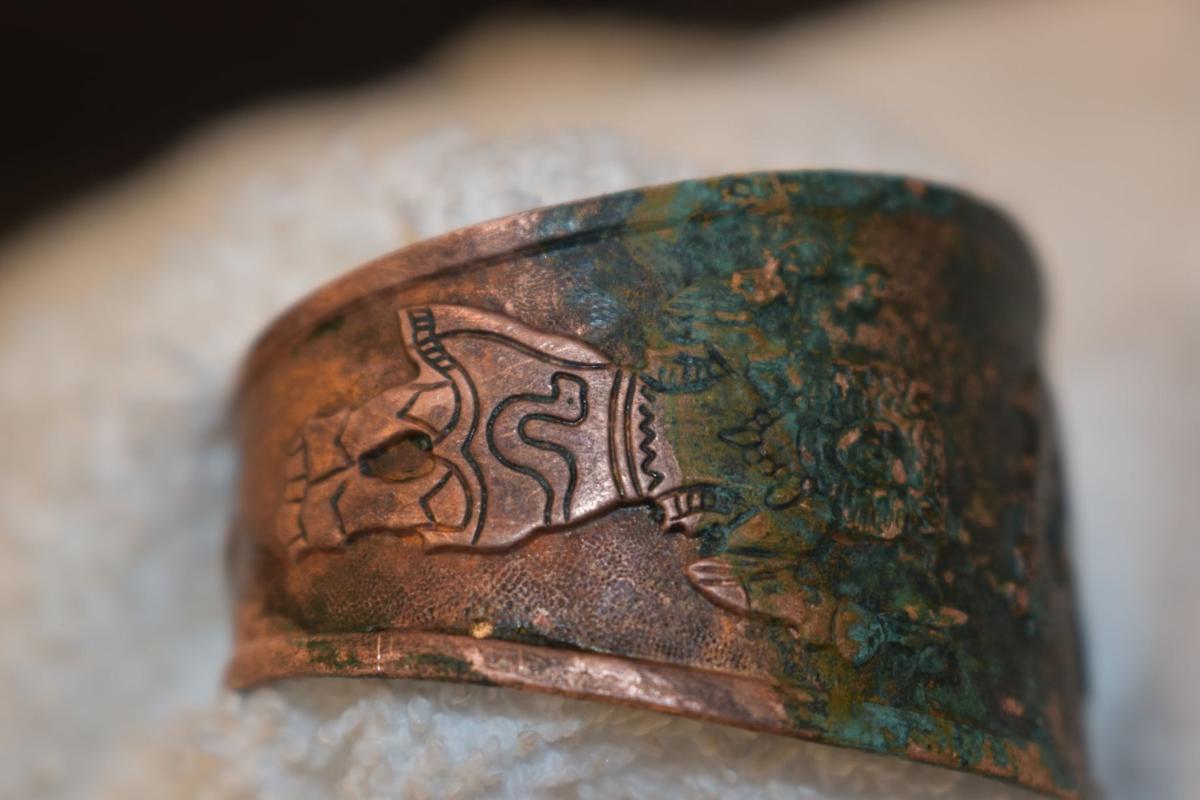 Bracelet worn by woman found off of Tank Road