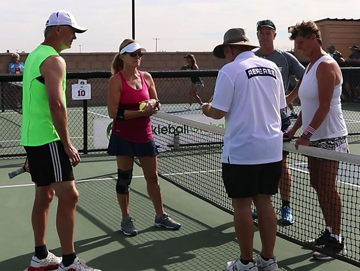 Cg Pickleball Tournament Attracting Younger Players Area