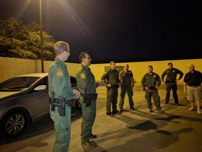 cg border patrol agents specialize in search and rescue area news