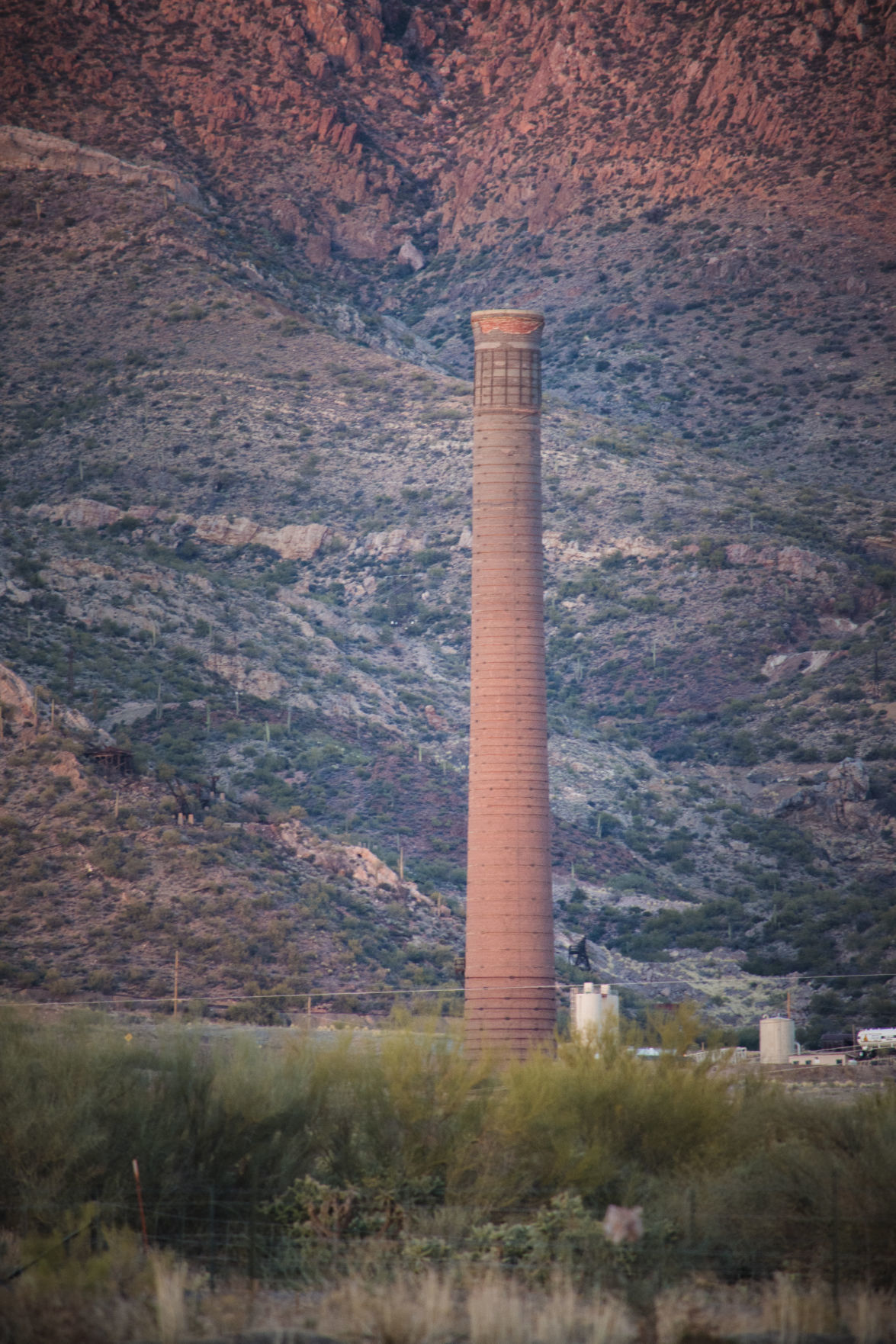 The Smelter Stack